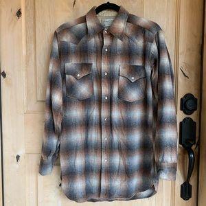 Men's Pendleton Shirt ❄️ WARM ❄️